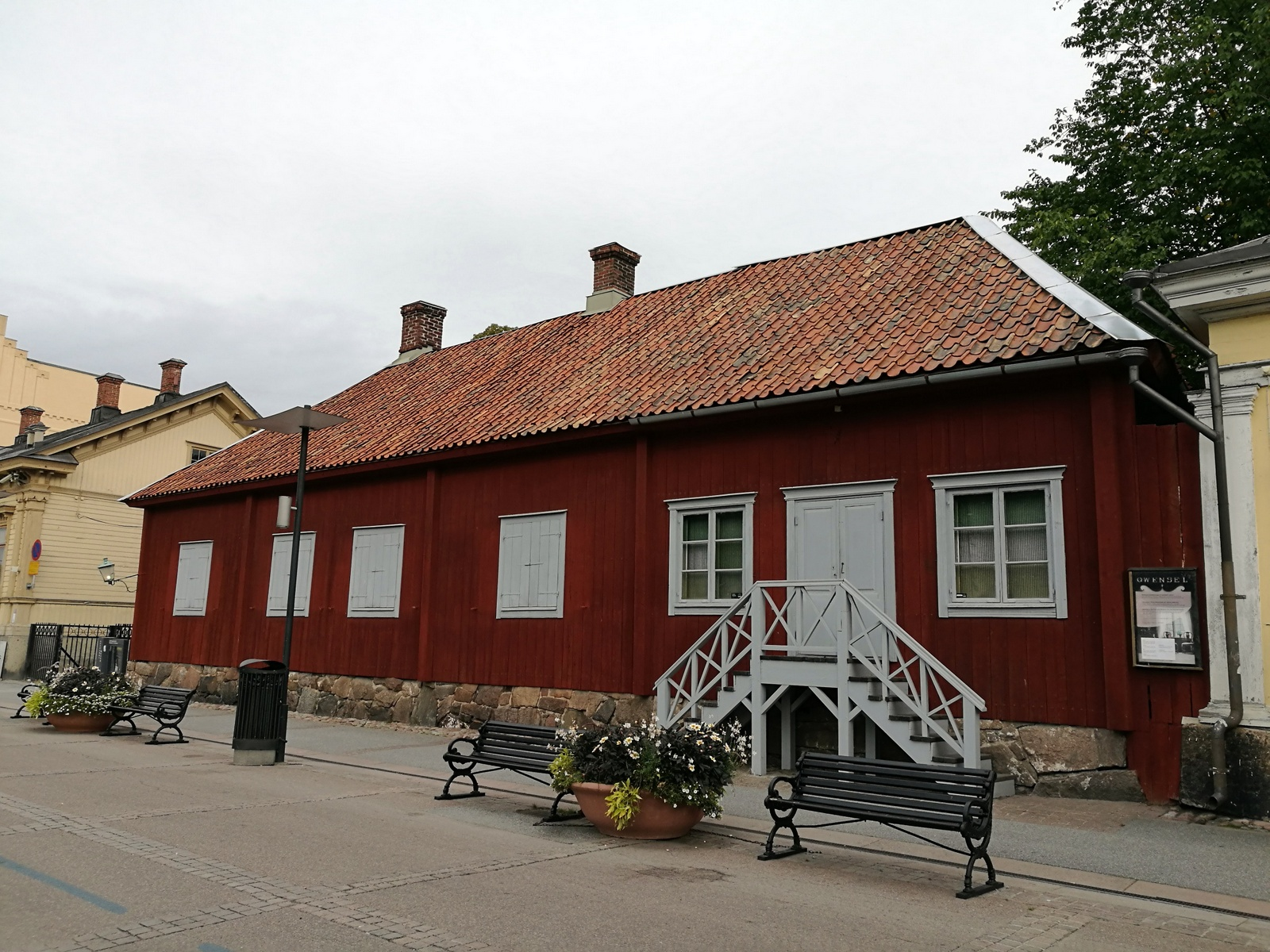 Qwensel House and Pharmacy Museum