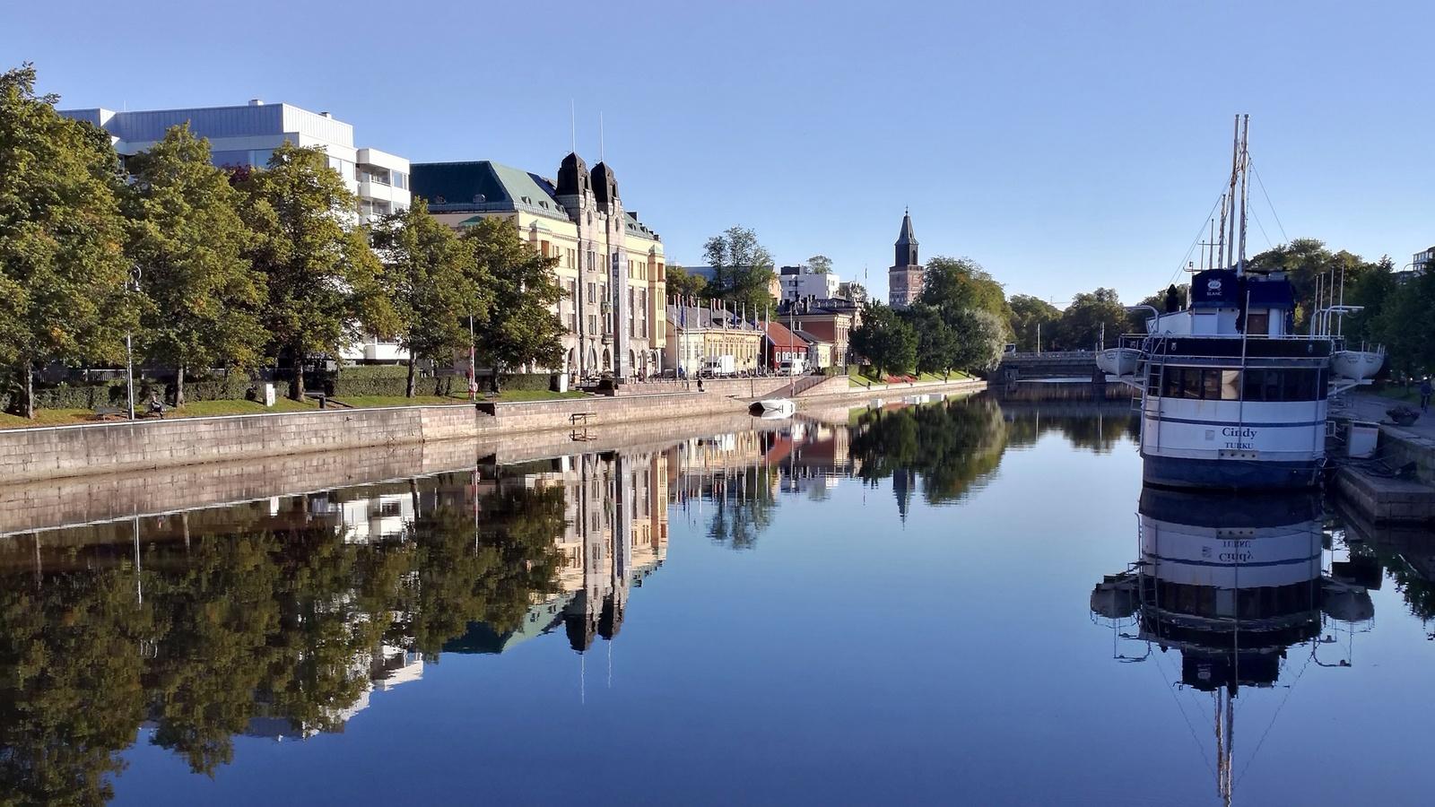 Aura River - Aurajoki